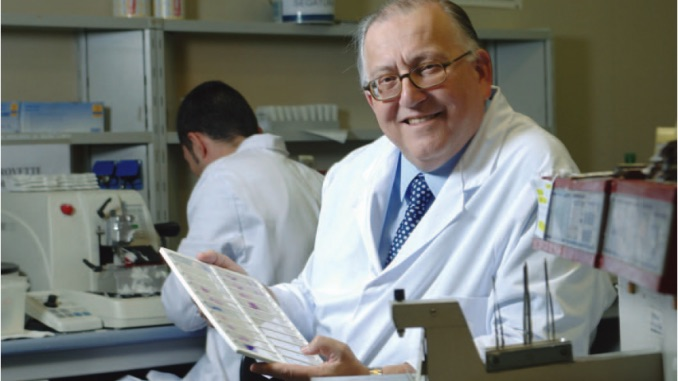 In memory of Aron Goldhirsch, challenging oncologist with a vision