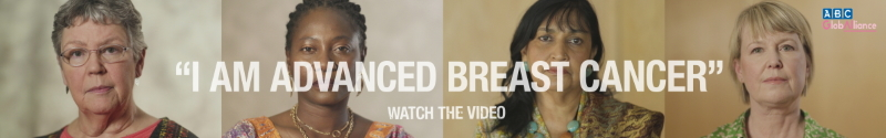 The ABC Global Alliancelaunch aGlobal campaignto raise awareness aboutadvanced breast cancer