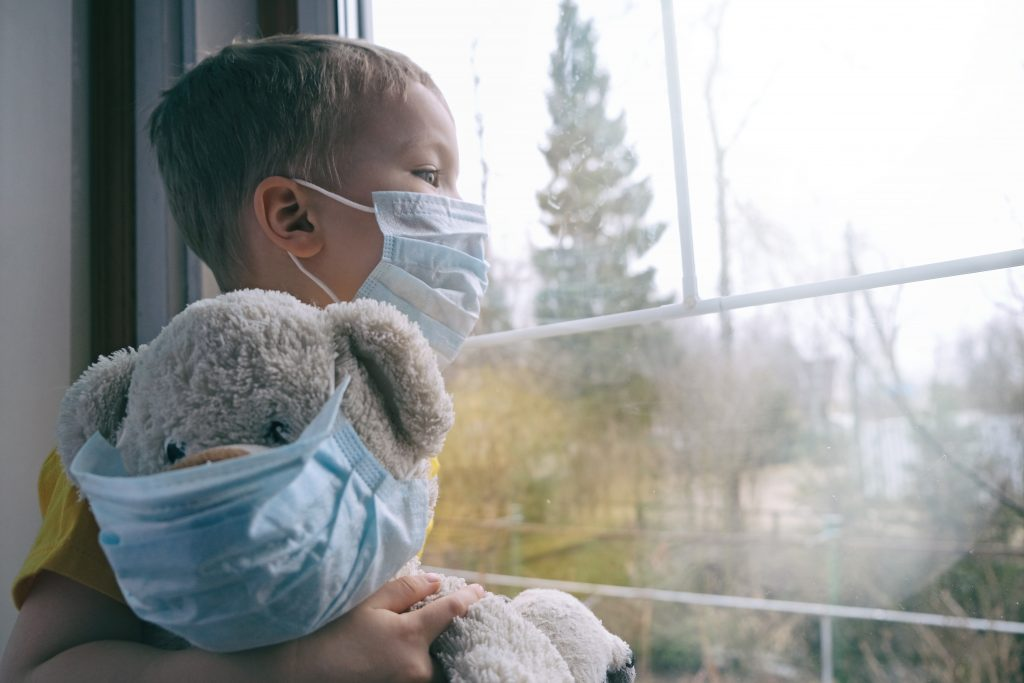 A global registry for children with cancer and COVID-19