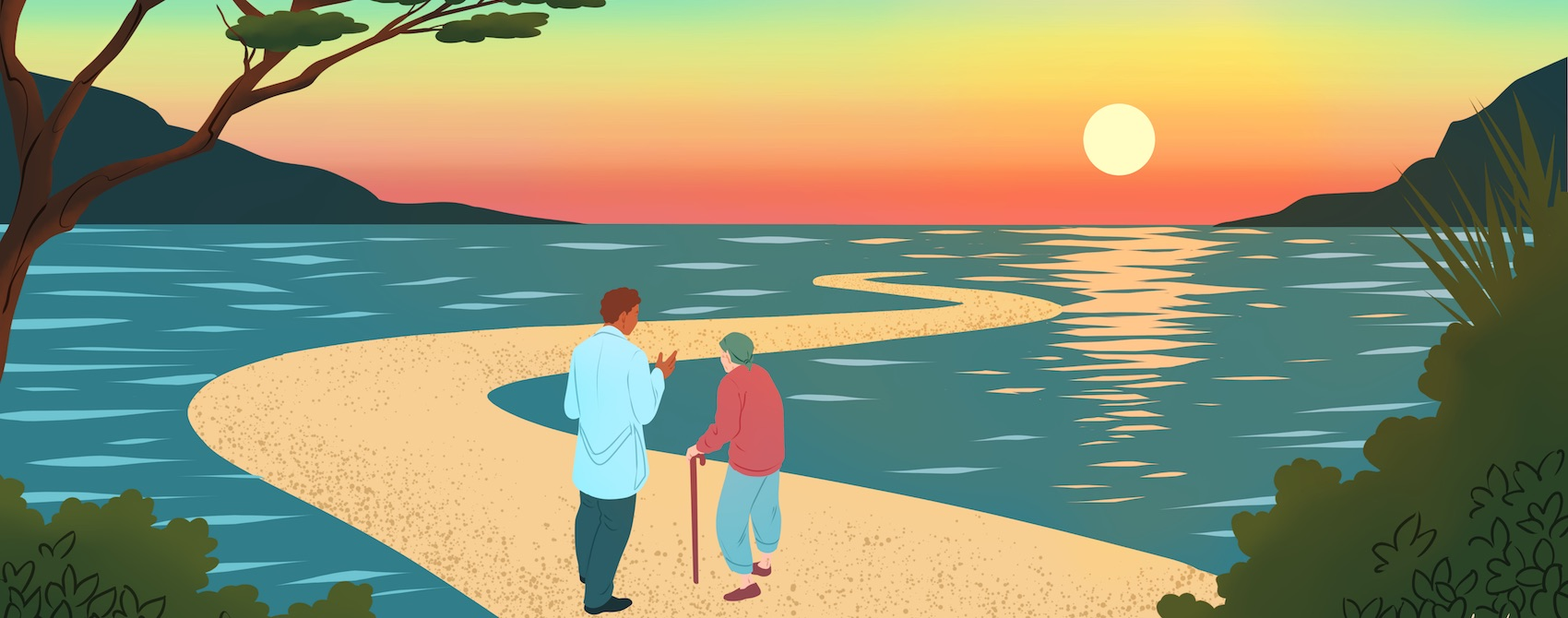 Prognostic biomarkers: could they help doctors, patients and families to better navigate the end of life?
