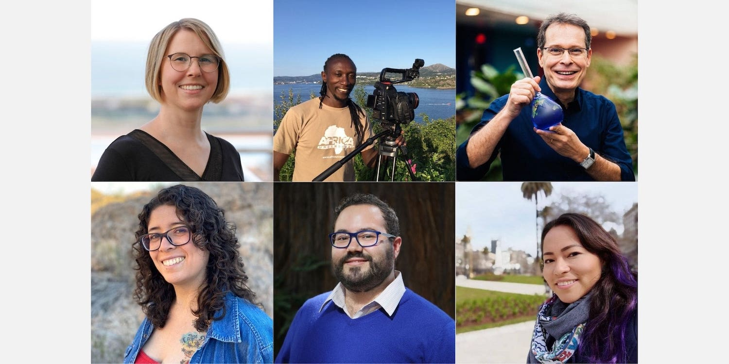 Cancer Journalism Award winners 2019-2020