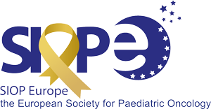 The European Parliament in Brussels lit up in gold in support of Childhood Cancer Awareness Month!