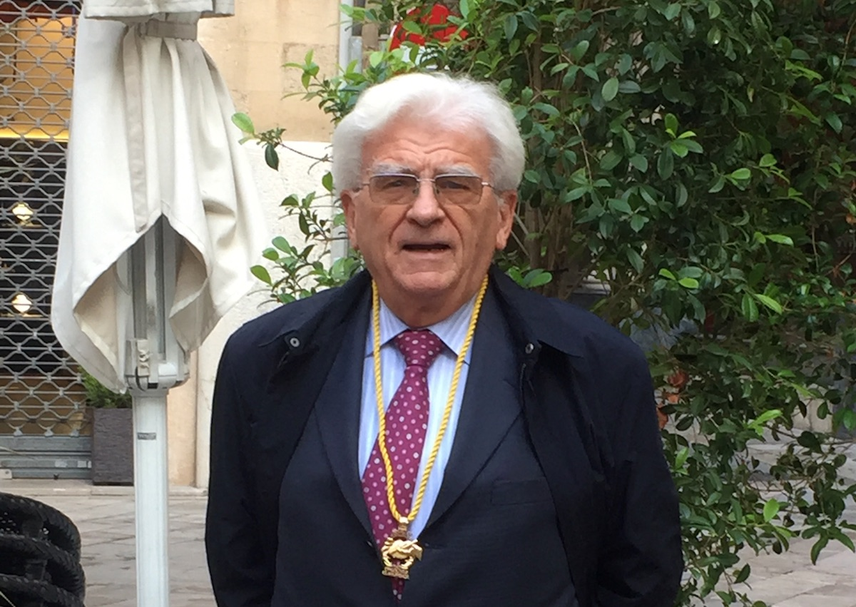 In memoriam: Alfredo Die Goyanes, oncology surgeon