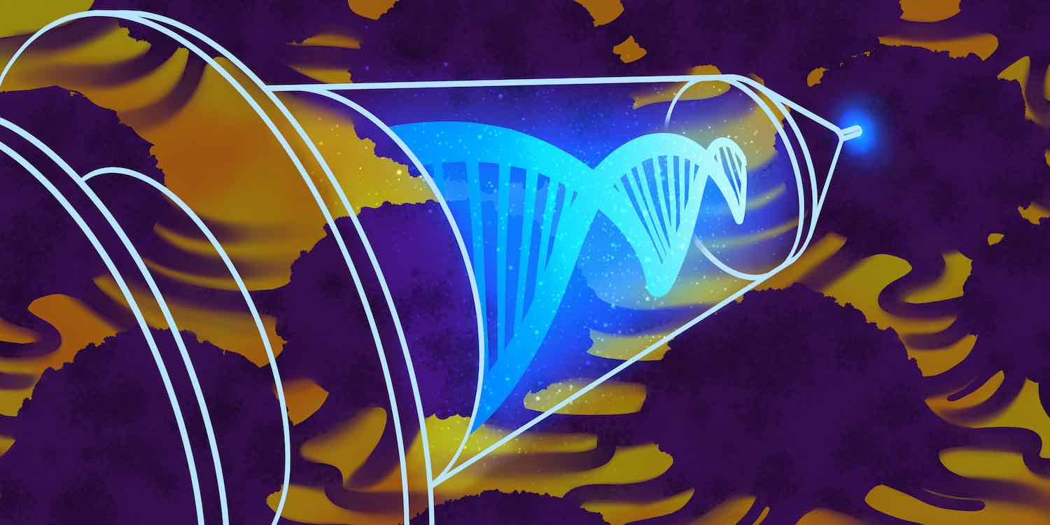 Can gene therapy be made to work against solid tumours?