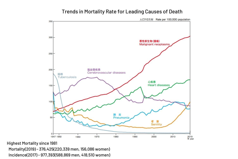 What is efficiency in Japan and Korea