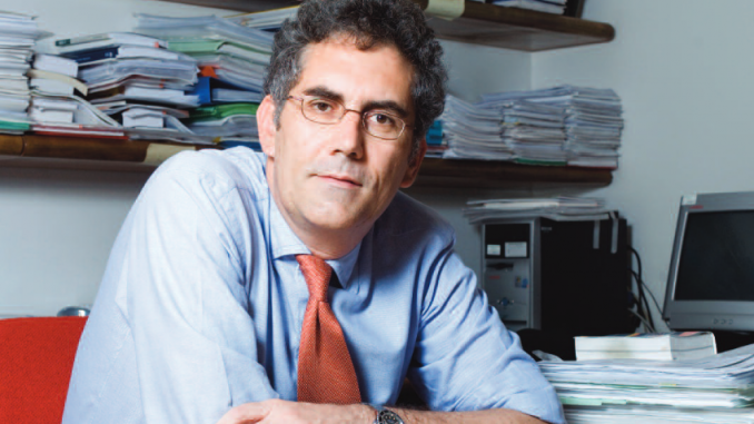 Angelo Di Leo leaves a living legacy of quality care and research excellence