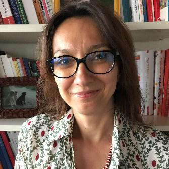 Maria Cristina Valsecchi - winner of the 2021 Cancer Journalism Award
